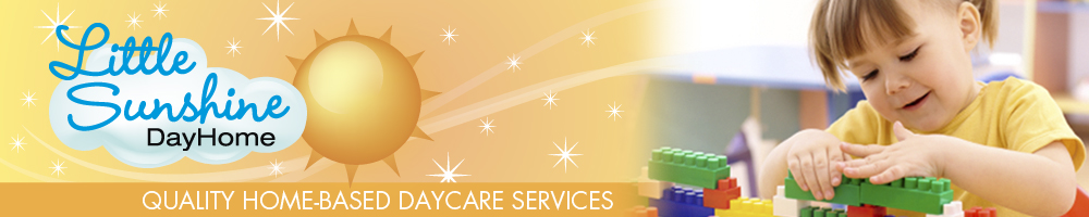 Little Sunshine Dayhome, Quality Daycare Services